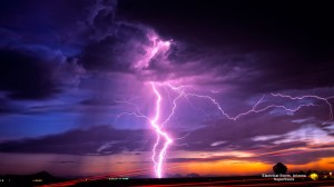 Electrical Storm, Arizona